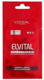 L'Oréal Paris saszetka elvital maska Color połysk, 20er Pack (20X 20ML) A48733