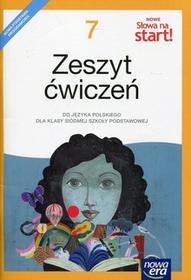 Kuchta Joanna, Ginter Małgorzata, Kościerzyńska Jo Nowe Słowa na start 7 Zeszyt ćwiczeń / wysyłka w 24h