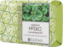 Barwa Mydło w kostce Ogórek i prowitamina B5 - Natural Soap Mydło w kostce Ogórek i prowitamina B5 - Natural Soap
