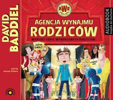Lemoniada.pl Agencja wynajmu rodziców (audiobook CD) - David Baddiel