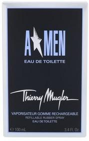 Thierry Mugler A Men Rubber Flask Woda toaletowa 100ml