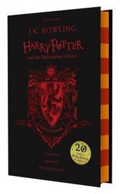 Rowling J.K. Harry Potter and the Philosopher's Stone Gryffindor / wysyłka w 24h