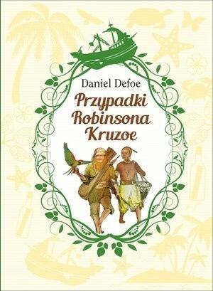 Olesiejuk Sp. z o.o. Przypadki Robinsona Kruzoe - Daniel Defoe