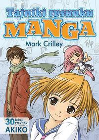 Liber Crilley Mark Tajniki rysunku Manga