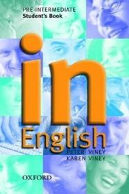 Viney Peter, Viney Karen In English Pre-Intermediate Student's Book Język angielski