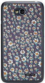 LG Bestphone Foto Case L70 D320 stokrotki L70 D320_X300