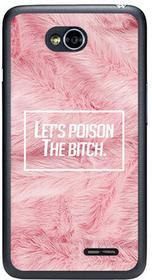 LG Bestphone Foto Case L70 D320 poison L70 D320_X298