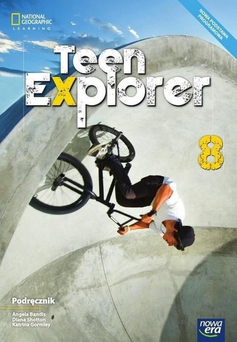 Angela Bandis, Diana Shotton Teen Explorer 8 Podr. NE
