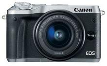 Canon EOS M6 +15-45 IS STM srebrny