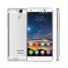 Oukitel K6000 Pro 32GB Dual Sim Srebrny