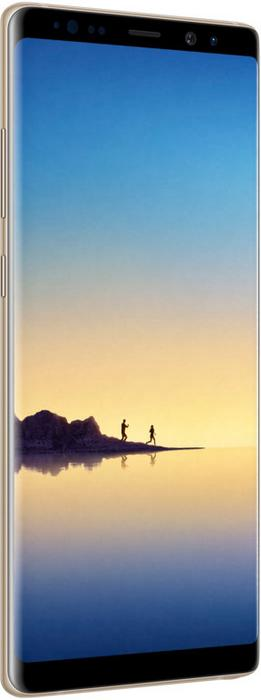 Samsung Galaxy Note 8 64GB Dual Sim Złoty