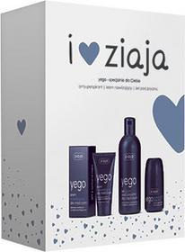 Ziaja Zestaw Yego dla mężczyzn dla Niego Krem 50ml Żel pod prysznic 200ml  Antyperspirant 60ml