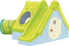 Keter Zabawka Domek dla dzieci Funtivity Playhouse Zielono-Niebieski 223317 223317