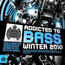 Addicted To Bass Winter 2010 CD) Ministry Of Sound