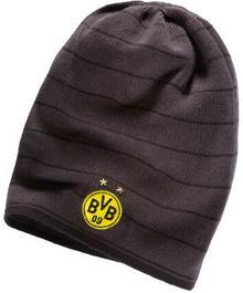 Puma Czapka BVB Leisure Beanie ebony-black (745873-02)