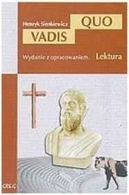 GREG Quo Vadis 9788373271876