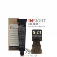 Insight Incolor 5.07 Ice Chocolate Light Brown