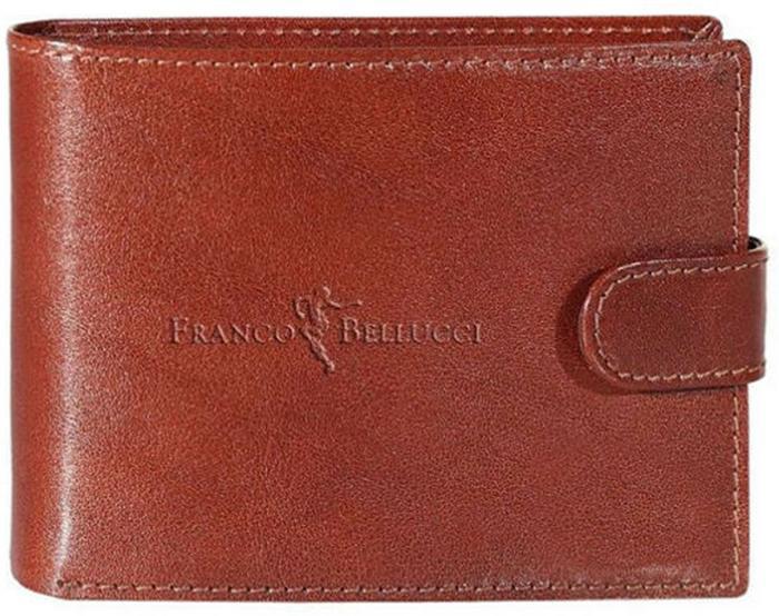 3b236fc2863a2 Bellucci Portfel męski skórzany M18 Brązowy – ceny