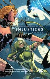 T. Taylor Injustice 2 Volume 2