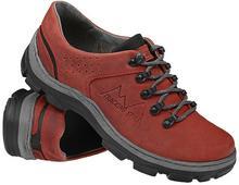 Kornecki Półbuty buty trekkingowe 1392 Czerwone 27331361