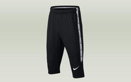 Nike Spodenki Dry Squad 3/4 Y (859299-010)