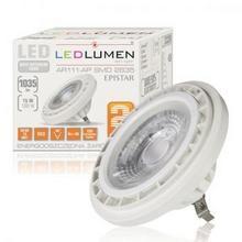 LEDlumen AR111-AP G53 15W 12V 15x2835 LED CCD NW 128969981