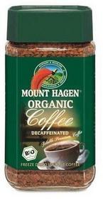 Mount Hagen KAWA ROZPUSZCZALNA BEZKOFEINOWA FAIR TRADE BIO 100 g -