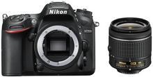 Nikon D7200 + AF-P 18-55 VR
