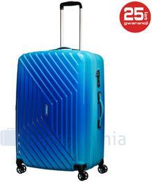 Samsonite AT by Duża walizka AT AIR FORCE 1 74411 Niebieska - niebieski