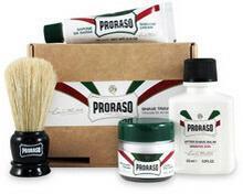 Proraso Zestaw podróżny do golenia dla skóry wrażliwej