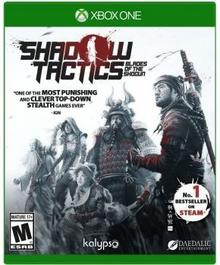 Shadow Tactics XONE