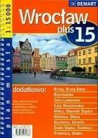 Plan miasta Wrocław plus 15) PRACA ZBIOROWA