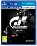 Gran Turismo Sports (GRA PS4)