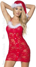 Let's Duck Koszulka + stringi Santa`s Helper