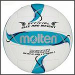 Molten Piłka do siatkówki plażowej BV2500-FBO