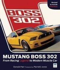 AURUM PRESS Mustang Boss 302