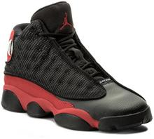 Nike Buty Air Jordan 13 Retro BG 414574 004 Black/True Red/White