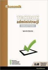 Ekonomik Technik administracji repetytorium Kwalifikacja A.68 - Agnieszka Żukowska