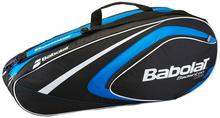 Babolat Thermobag Racket Holder Bad Club Line X8 blue 133211