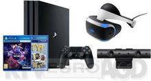 Sony PlayStation 4 Pro 1TB Czarny + To Jesteś Ty! + VR Worlds