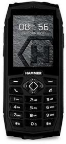 myPhone Hammer 3+ Dual Sim Czarny