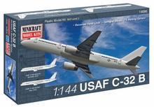Minicraft Model Kits Model plastikowy - Samolot C-32B USAF - Minicraft 14696