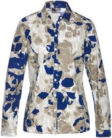 Bonprix Bluzka z nadrukiem niebieski