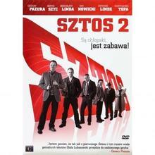 Filmostrada Sztos 2 DVD Olaf Lubaszenko