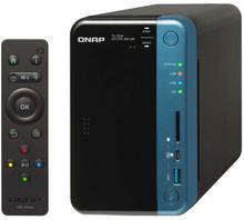 Qnap TS-253B-8G 2xHDD 4x1.5-2.3GHz 8GB 5xUSB,2xLAN