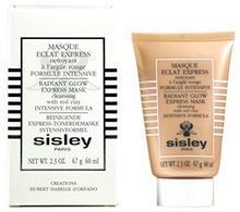Sisley Masque Eclat Express L 'argile Rouge unisex, maska 60 ML, 1er Pack (1 X 60 ML) W-SC-2300