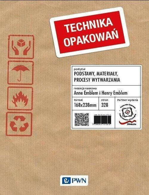 Technika opakowań - Wydawnictwo Naukowe PWN
