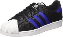 best wholesaler b2eb7 f296c -27% Adidas Męskie Superstar Sneakers, kolor czarny, rozmiar 46 23  BZ0196Footwear