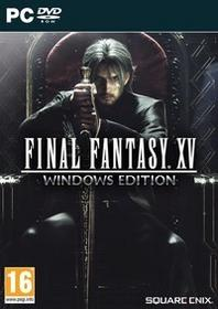 Final Fantasy XV Windows Edition PC