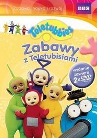 Best Film Teletubisie: Zabawy z Teletubisiami